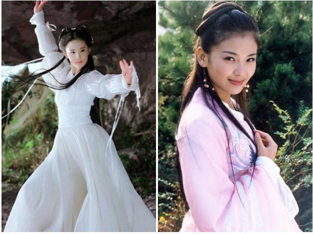Ngoài Tiểu Long Nữ, 5 mỹ nữ phim Kim Dung này cũng chỉ có tên không họ