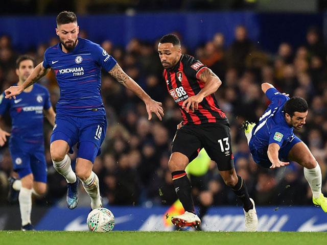Nhận định bóng đá Bournemouth - Chelsea: Nỗi đau thêm dài, Lampard khốn đốn