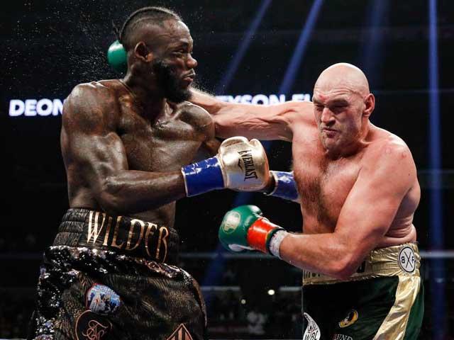 Tin thể thao HOT 29/2: Hé lộ trận đấu thứ ba giữa Wilder và Fury