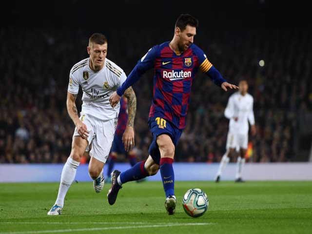 Trực tiếp bóng đá Siêu kinh điển, Real Madrid - Barcelona: Không thể thất bại