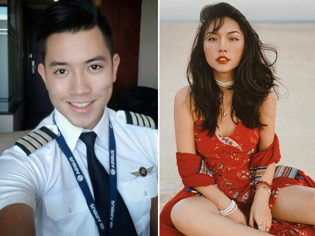 Lộ diện bạn gái nóng bỏng của cơ trưởng trẻ nhất Việt Nam