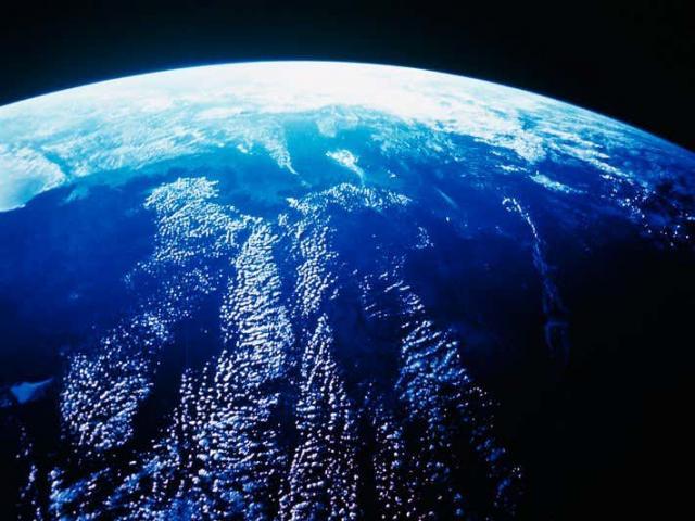 Trái Đất có thời không có lục địa nào?