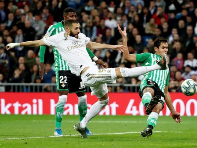 """Nhận định bóng đá Real Betis - Real Madrid: """"Kỳ đà cản mũi"""", áp lực từ Barca - Messi"""