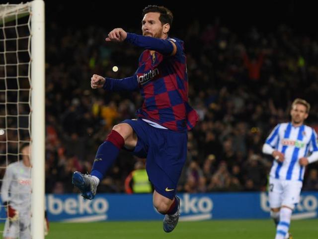 Messi lập kỷ lục thẻ phạt, phá dớp penalty xô đổ kỷ lục của Ronaldo
