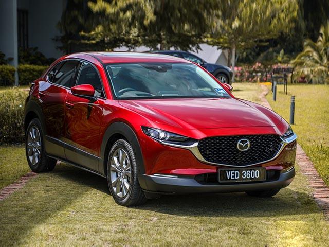 Mazda CX-30 ra mắt với 03 phiên bản, giá từ 730 triệu đồng