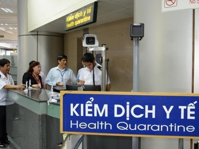 Cô gái thứ 17 nhiễm Covid-19 khai báo gì khi nhập cảnh ở sân bay Nội Bài?