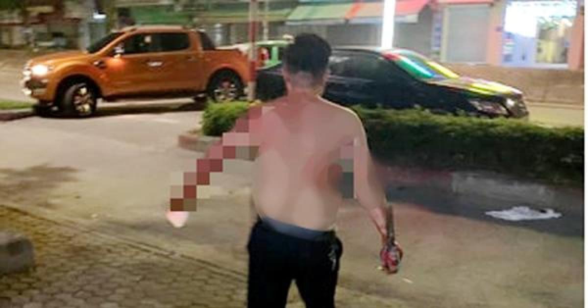 Đi ăn đêm, nam thanh niên bị truy sát
