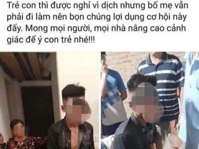 Thực hư thông tin nam thanh niên dùng thuốc mê bắt cóc trẻ em ở Hà Nội
