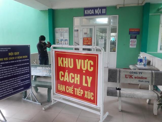 Sở Y tế Đà Nẵng giải thích việc nữ nhân viên siêu thị không được cách ly sớm tại BV Phổi