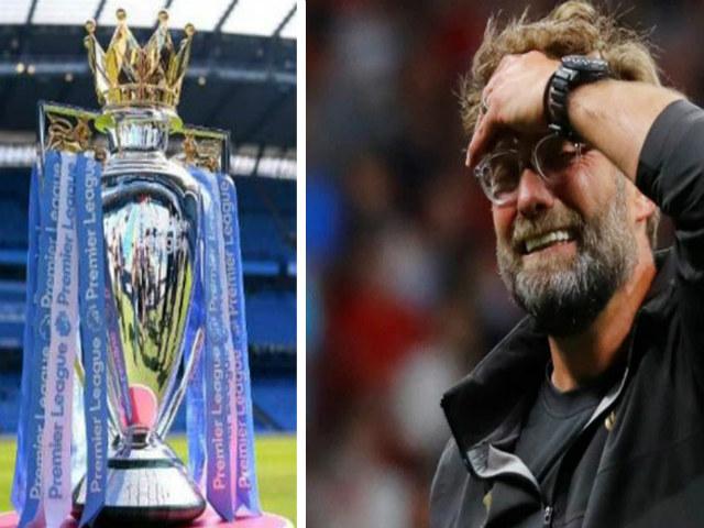 Ngoại hạng Anh chính thức hoãn: Liverpool có mất cúp vô địch?