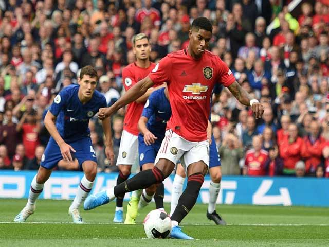 Video Ngoại hạng Anh: Những trận cầu tỉ số choáng, Leicester vô đối