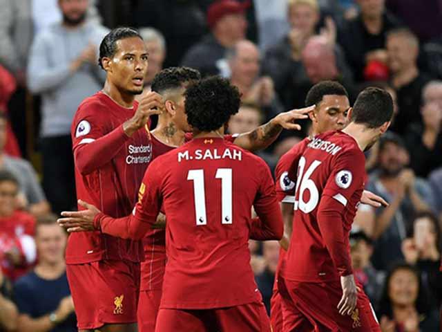 """Video Ngoại hạng Anh: Liverpool uy lực vô song & 5 trận """"đại hủy diệt"""""""