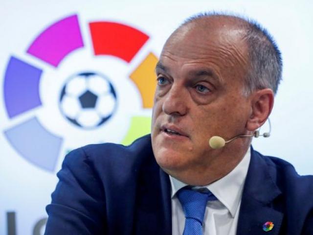 La Liga sắp hủy vì Covid-19: Tin buồn từ sếp lớn, Barca - Real sốc nặng