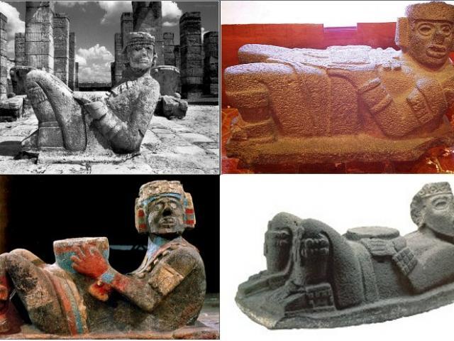 Bí ẩn những bức tượng người ngoẹo cổ