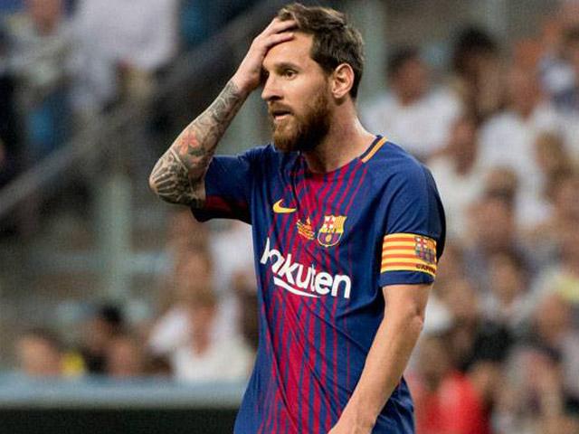 La Liga bị hoãn, Barcelona ngay lập tức làm điều này với Messi