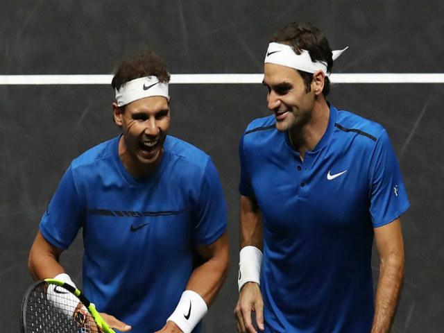 """""""Vua"""" sân đất nện Nadal: """"Federer là tay vợt vĩ đại ở Roland Garros"""""""