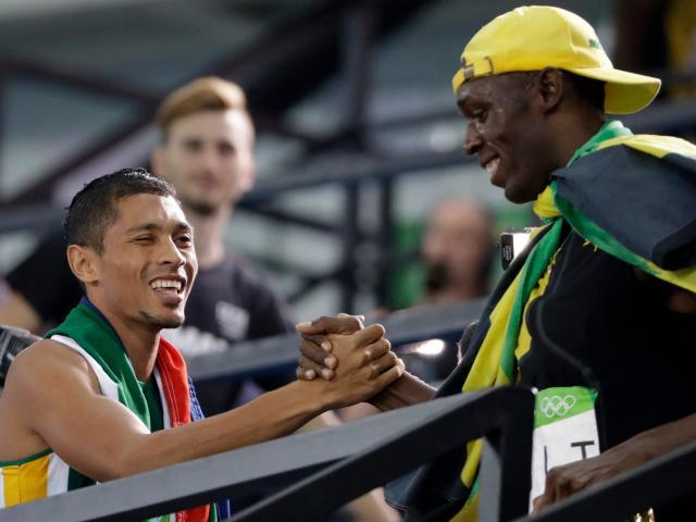 """SAO chạy nước rút số 1 hành tinh: Usain Bolt cũng """"khóc thét"""""""