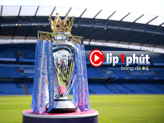 Clip 1 phút Bóng đá 24H: Ngoại hạng Anh bao giờ đá lại?