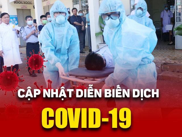 Covid-19: Hải Dương phong tỏa Tiêu Sơn, nơi ca bệnh số 73 cư trú