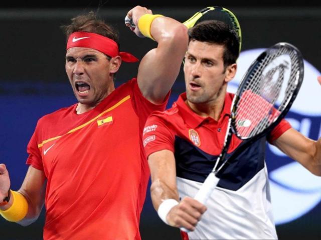 Hoãn mùa đất nện vì Covid-19: Nadal hay Djokovic đua số 1 bất lợi hơn?