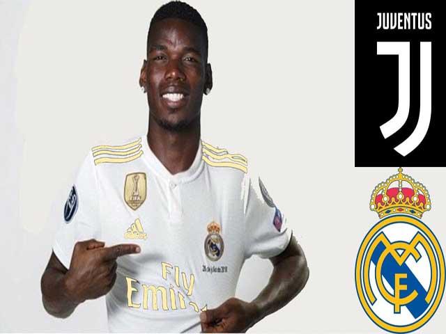 MU hét giá 100 triệu bảng bán Pogba, thách thức Real - Juventus