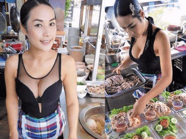 Cô chủ có bí quyết khiến quán mỳ vẫn đông nườm nượp trong mùa dịch Covid - 19