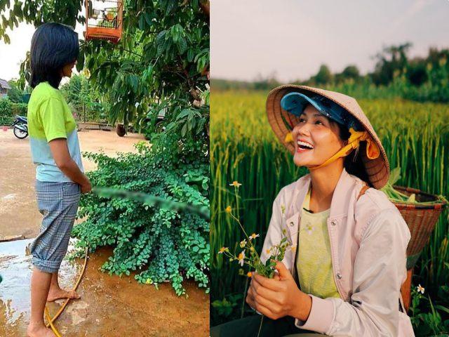 Hoa hậu H'hen Niê bị chỉ trích vì chụp ảnh tạo dáng nhạy cảm