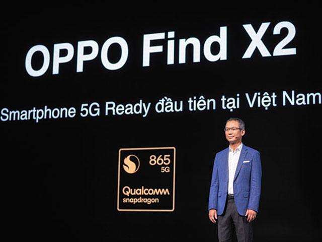 Mạng 5G mang lại những lợi ích gì cho khách hàng dùng OPPO Find X2?