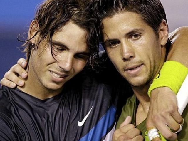 Nadal hú vía 5 set trước đối thủ lên đồng, suýt lỡ hẹn Federer (Video kinh điển tennis)