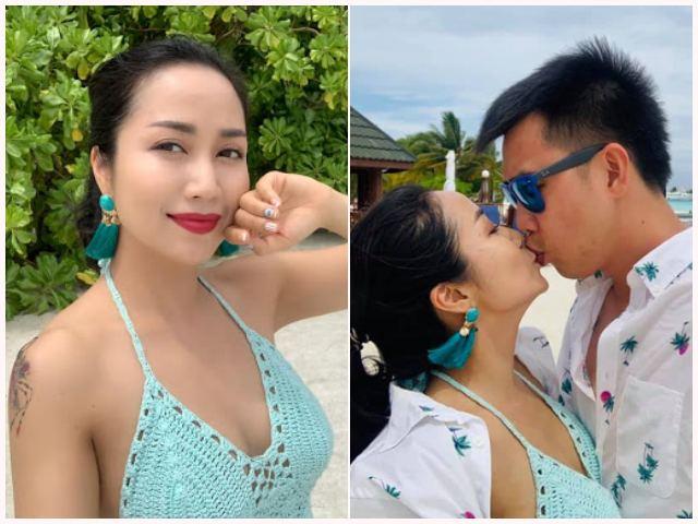 """Ốc Thanh Vân tiết lộ """"góc khuất"""" của gia đình trên sóng truyền hình"""