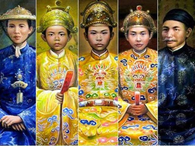 Triều Nguyễn trải qua bao đời vua, ông vua nào lắm con nhất?