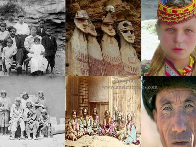5 nhóm dân tộc thiểu số cổ đại khiến các nhà khoa học đau đầu