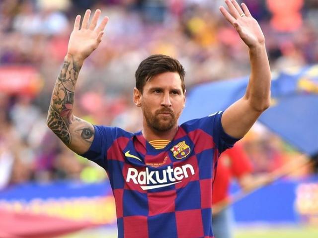 """Tin nóng vụ tiền lương Barca: """"Ông trùm"""" Messi chấp thuận, giải nguy CLB"""