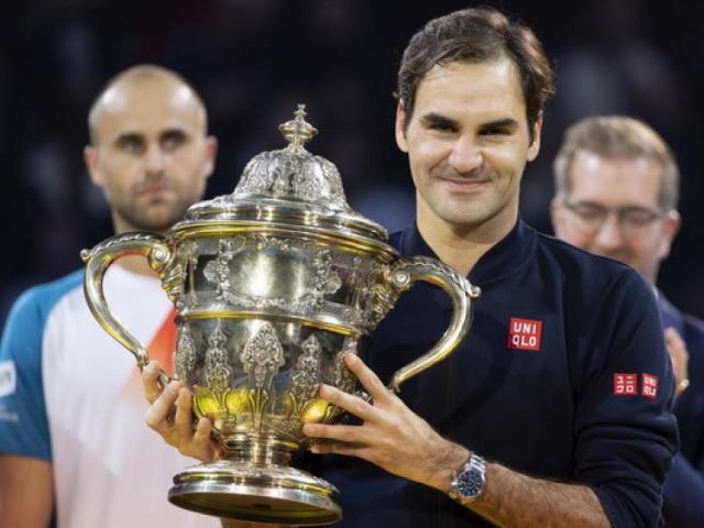 Tin thể thao HOT 31/3: Federer báo tin vui, săn siêu kỷ lục mới ở quê nhà