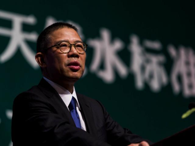 """Thân thế tỷ phú """"Sói đơn độc"""" của TQ vừa trở thành người giàu nhất châu Á"""