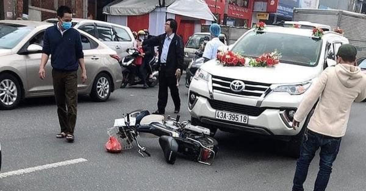Ô tô gây tai nạn chết người trong ngày rước dâu