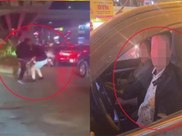 Vụ đánh người gãy răng vì bị nhắc dừng đèn đỏ quá lâu: Công an triệu tập tài xế