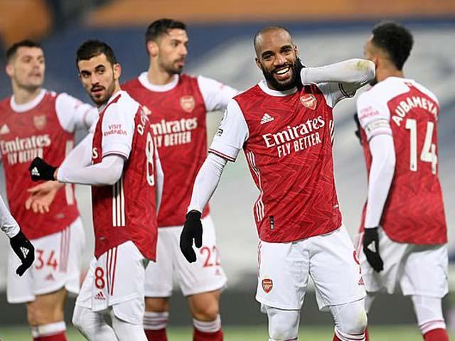 Cực nóng bảng xếp hạng Ngoại hạng Anh: Tottenham - Arsenal thăng tiến ấn tượng