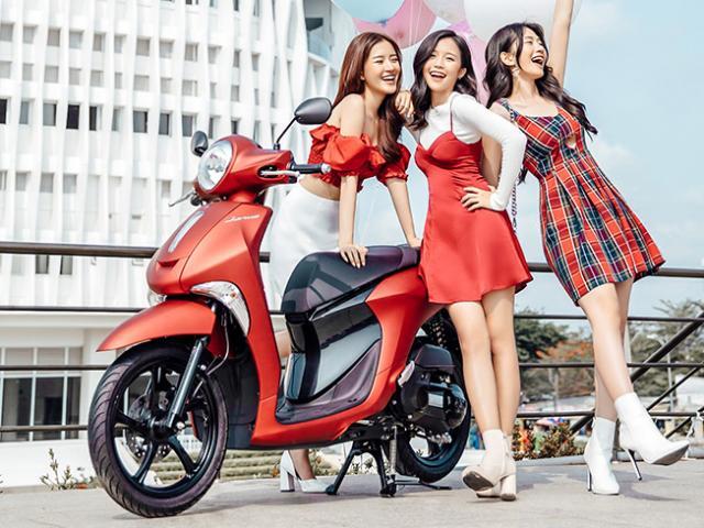 """Yamaha tưng bừng khuyến mại """"khủng"""" chào Xuân Tân Sửu 2021"""