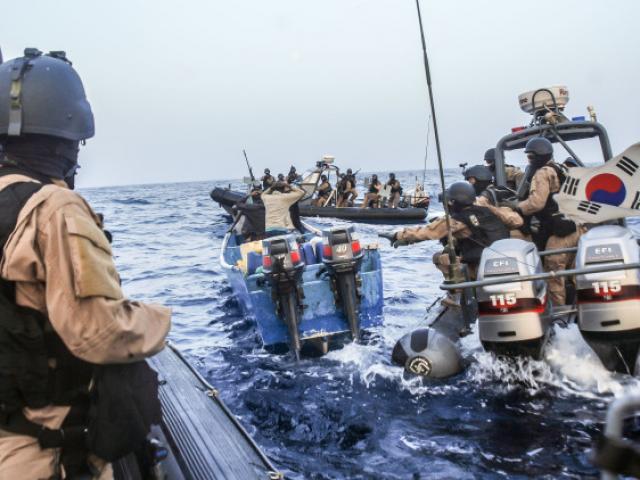 Tàu chở hàng có thuyền viên Việt Nam bị bắt giữ, Hàn Quốc điều đặc nhiệm đến sát Iran