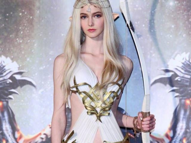 Cô gái này khiến người ta phải thốt lên nữ thần là có thật, hot toàn châu Á vì quá đẹp