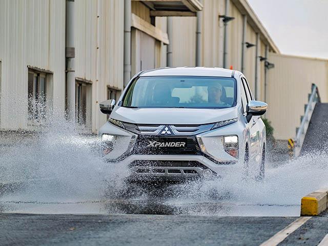 Mitsubishi gia hạn thêm ưu đãi 50% phí trước bạ, Xpander giảm giá hơn 35 triệu đồng