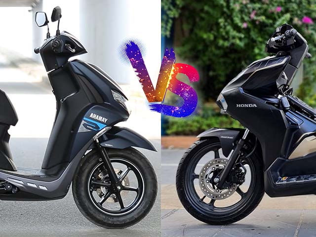 Mua xe ga tầm giá 40 triệu nên chọn Honda Air Blade 125 hay Yamaha FreeGo S?
