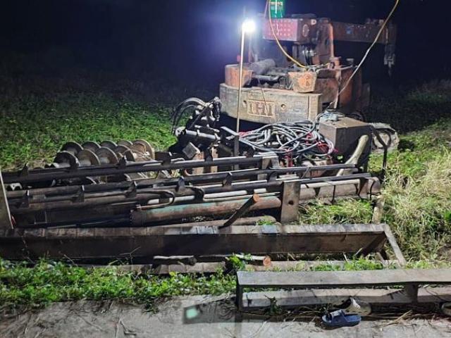 Vụ máy ép cọc đè chết 2 cháu nhỏ ở Bắc Ninh: Tạm giữ3 người