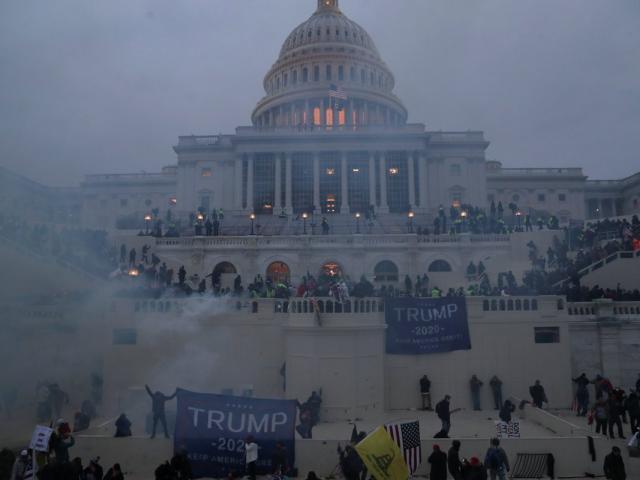 Những người gây ra bạo loạn ở Điện Capitol đang lãnh hậu quả ra sao?