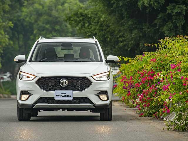 MG ZS ra mắt tại Việt Nam, giá từ 569 triệu đồng
