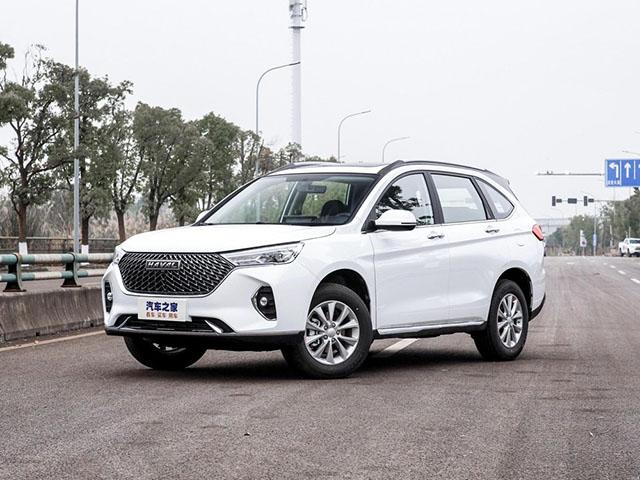Xe SUV Trung Quốc vừa ra mắt, giá từ 256 triệu đồng