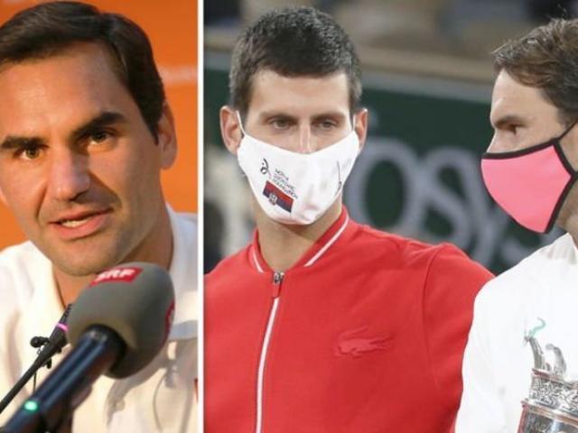 Federer tiết lộ việc giải nghệ, Nadal và Djokovic được thiên vị (Tennis 24/7)
