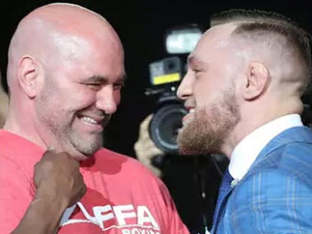 """McGregor năm 16 tuổi chọc tức """"Bố già"""" UFC, muốn hạ Poirier trong 60 giây"""