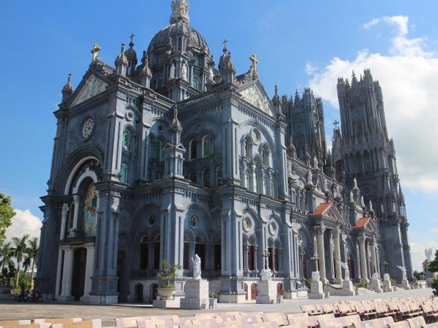 Nhà thờ nào ở Thái Bình thuộc top những nhà thờ lớn và đẹp nhất Việt Nam